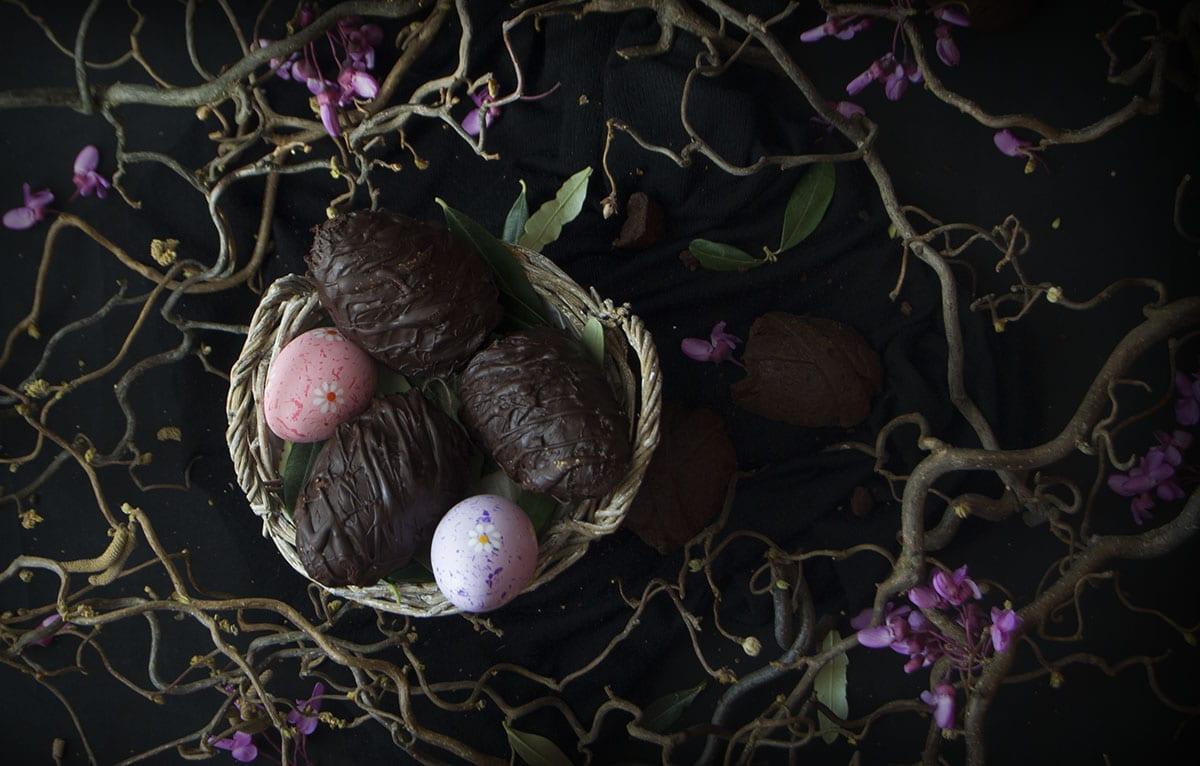 uova di pasqua vegan