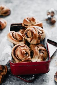 Comfort food: cinnamon buns recipe inspired by original Kanelbullar