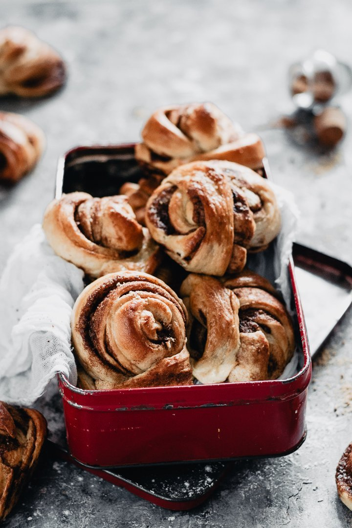 Comfort food: cinnamon buns recipe inspired by original Kanelbullar