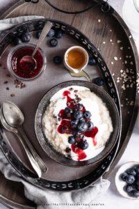 How to make oatmeal taste good