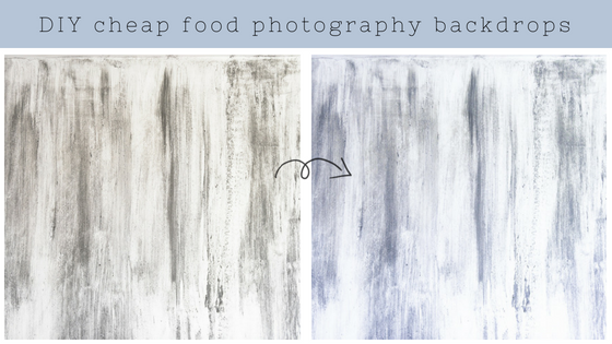 cheapest backdrops for food photography