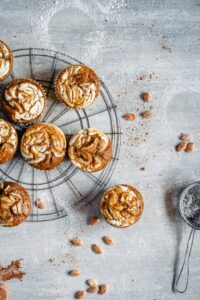 pumpkin spice muffins easy healthy and sweet