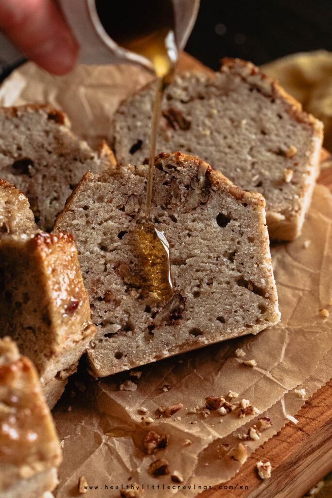 Delicious and easy moist banana bread recipe