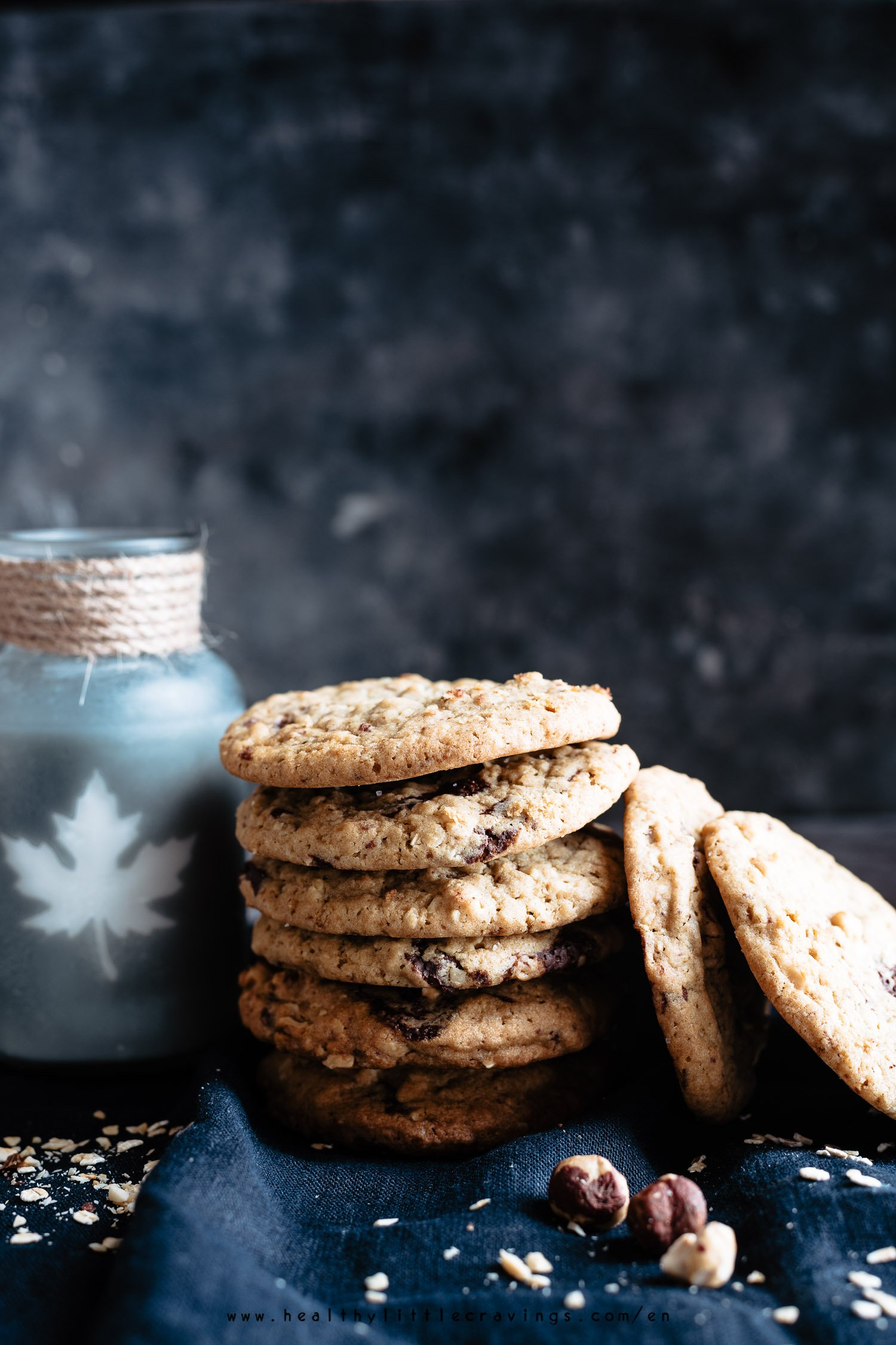 The best chewy choc chip cookie recipe