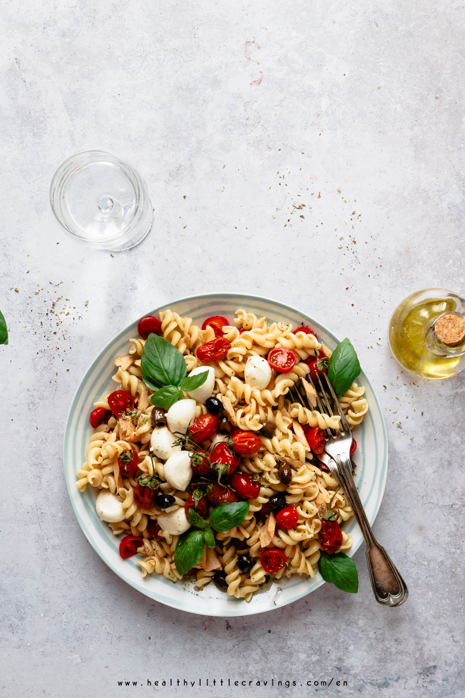 Tips to make the perfect pasta salad