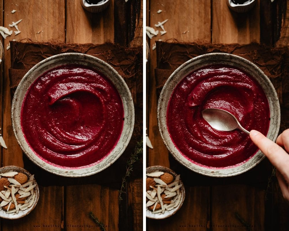 How to make beet soup