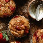 My delicious strawberry muffins recipe recipe