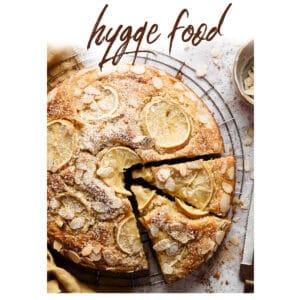 hygge food (indulgent)