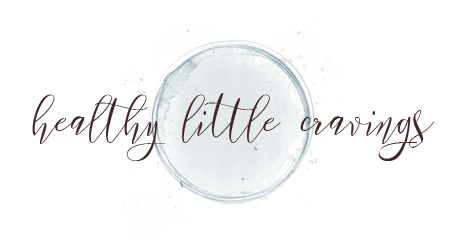 Healthy Little Cravings logo